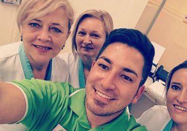 Sandro Pé - Altenpfleger aus Leidenschaft 1